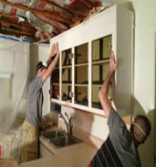 Green Guys Junk Removal provides kitchen demolition in venice fl